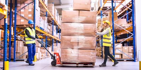 3 Reasons to Use a Pallet Truck, South Plainfield, New Jersey