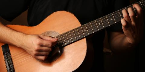 5 Must-Have Music Accessories for New Guitar Players, Centerville, Ohio