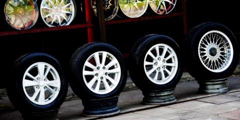 3 Tips for Buying Used Tires, Cincinnati, Ohio