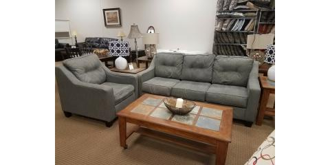 SOFA AND CHAIR-BRINDON BY ASHLEY-$639, Maryland Heights, Missouri
