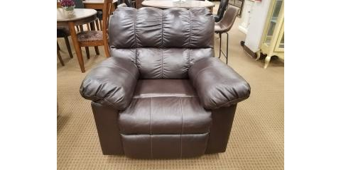 ROCKER RECLINER-CHOCOLATE DURABLEND-$100, St. Louis, Missouri
