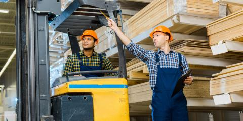 4 Reasons to Get Forklift Certification, South Plainfield, New Jersey