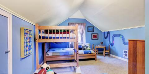 3 Benefits of Using Bunk Beds in Kids' Rooms, Lincoln, Nebraska