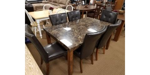 TABLE AND 6 CHAIRS-RALENE BY ASHLEY-$321, St. Louis, Missouri