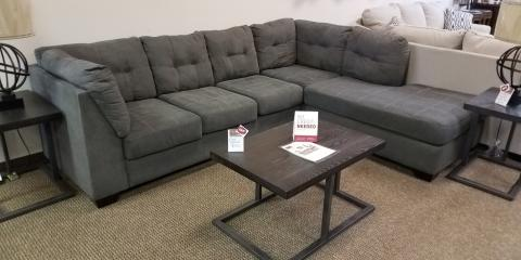 Sectional Maier Charcoal 450 Mcguire Furniture Al S Nearsay