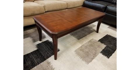 COFFEE AND 2 END TABLES - $150, ,