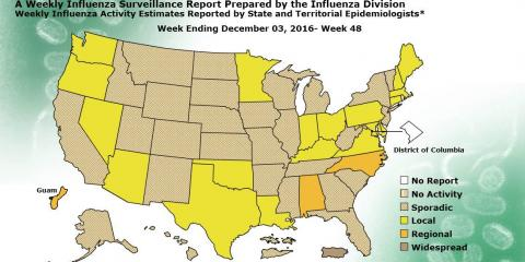 Flu Vaccine Archdale Drug Archdale NearSay - Map us flu outbreak 2017