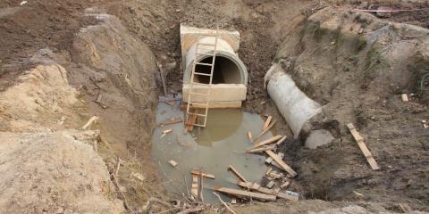 Excavation & Utility Experts' Guide to Wet Utility Contractor Work, Ferguson, Kentucky