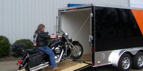 5 Tips for Choosing the Best Motorcycle Trailer, West Chester, Ohio