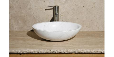 $25 off a Stone Lavatory Sink at Rusticsinks.com, Scottsdale, Arizona