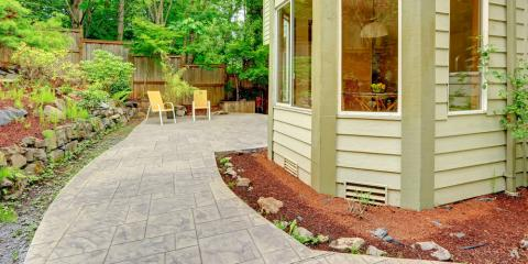 5 Fresh Design Ideas for Stamped Concrete, Windham, Connecticut