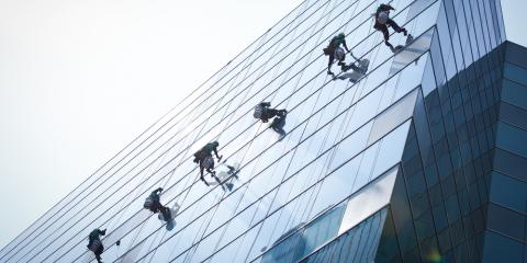 5 Reasons to Outsource Your Office Building Window Cleaning, Columbus, Ohio
