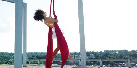 Get a Total Body Workout With Circus Training, Robertsville, New Jersey