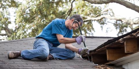 How to Identify Roof Damage, Waynesboro, Virginia