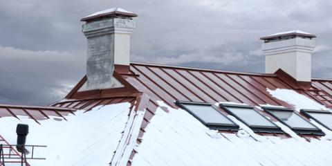 Avoid Winter Storm Damage to Your Metal Roof With These Maintenance Tips, Waynesboro, Virginia