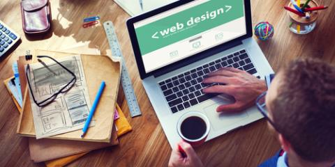 Top 3 Benefits of Hiring a Website Design Company for Your Business, South Riding, Virginia