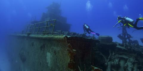 Vacation Rental Gurus Share Alabama's Artificial Reef History, Gulf Shores, Alabama