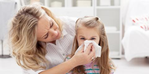 How Does The Flu Spread?, Clarksville, Maryland