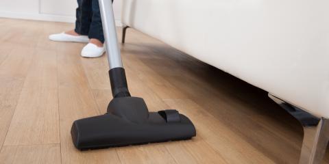 The Importance of Vacuum Repair & Service, Montgomery, Ohio