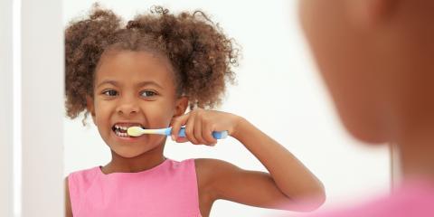 A Family Dentist Explains When & How to Teach Kids to Brush Their Teeth, Ewa, Hawaii