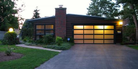 Top 3 Ways a Residential Garage Door Improves Curb Appeal, Rochester, New York
