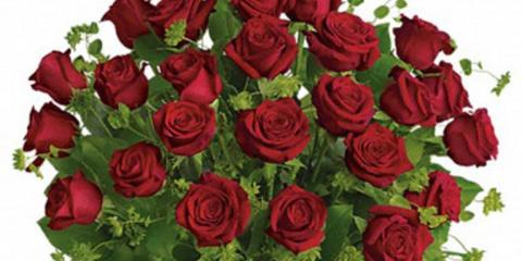 Call CitiFloral for the Most Beautiful Valentine's Day Flower Deliveries, Manhattan, New York