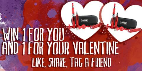 Valentine's Day Giveaway: Win Two Complete Vape Kits!, Northeast Jefferson, Colorado