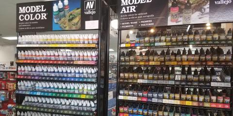 Vallejo Paints - Model Air, Gaming, Regular, Tampa, Florida