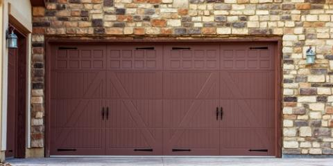 3 Reasons Why Your Garage Doors May Not Open, Maui County, Hawaii