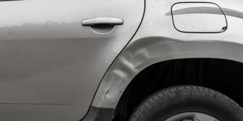 3 Common Causes of Car Dents, Valley Park, Missouri