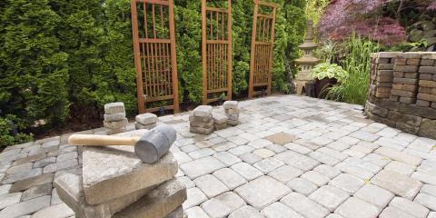 Why You Should Choose Concrete Patio Pavers, Valley Park, Missouri