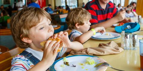 Do's & Don'ts of Taking Kids to a Restaurant, Manhattan, New York