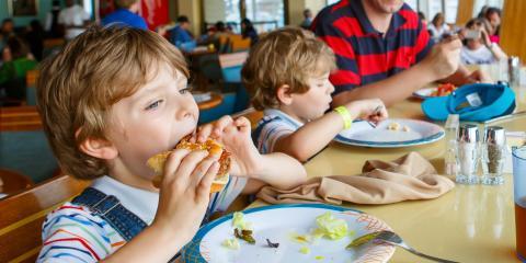 Do's & Don'ts of Taking Kids to a Restaurant, Manhattan, New York
