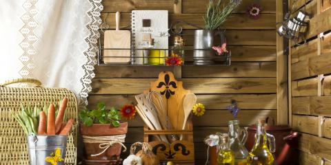 How to Create a Rustic, Italian-Style Farmhouse Kitchen , ,