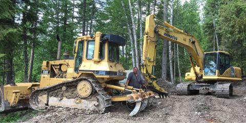 What Does the Land Clearing Process in Montana Involve?, Kalispell, Montana