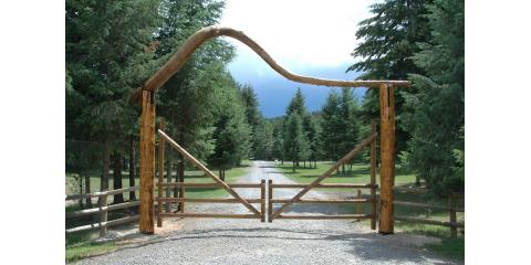 Valley Fence Inc., Fences & Gates, Services, Kalispell, Montana
