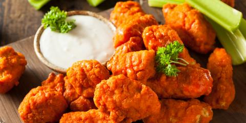 The 5 Best Dipping Sauces for Wings, White Plains, New York