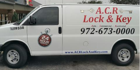 Locksmith | Car Keys | Door Locks | A.C.R Lock & Key 972-673-0000, Plano, Texas