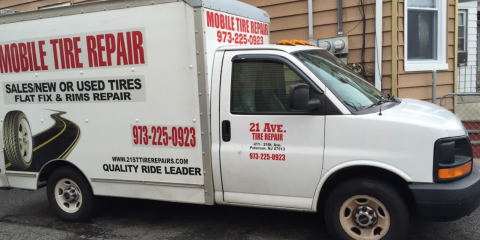 21 Ave Tire Repair, Tires, Services, Paterson, New Jersey