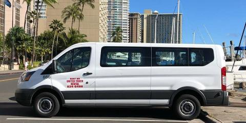 4 Reasons to Book a Rental Van for a Private Tour, Honolulu, Hawaii