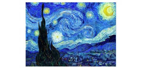 Van Gogh's Starry Starry Night- Friday Night!, Keller, Texas