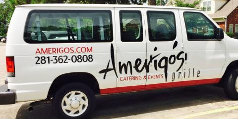 Amerigo's Offers Full-Service Catering, Southeast Montgomery, Texas