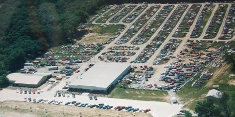VanDemark Company, junkyard, Services, Amelia, Ohio