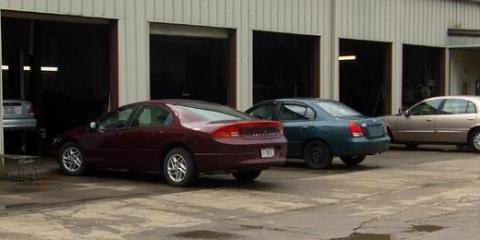 Been in an Accident This Winter? The Collision Repair Experts at VanDemark Company Will Help, Amelia, Ohio