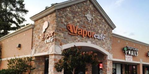 Make the Switch From Tobacco to Vapor Cigarettes with Vapor Café, Northwest Harris, Texas