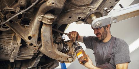What Auto Systems Can You Check Yourself & Which Ones Require Professional Vehicle Inspection?, Foley, Alabama