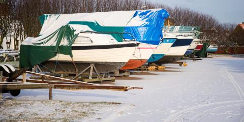 Why Should You Insure Your Boat in the Winter?, New London, Connecticut