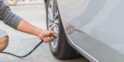 How Do You Check the Tire Pressure?, Anchorage, Alaska
