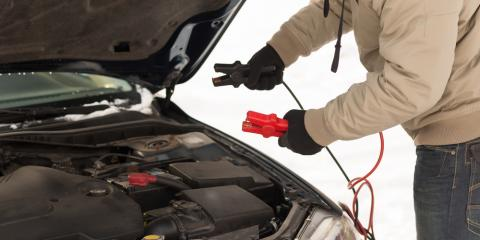 The 5 Steps for Jump Starting a Vehicle, Anchorage, Alaska