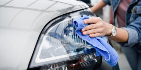 How to Clean a Car Before Long-Term Storage, Columbia Falls, Montana